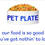 Pet Plate Food